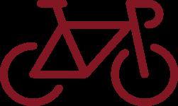 Fahrrad freundliches Hotel